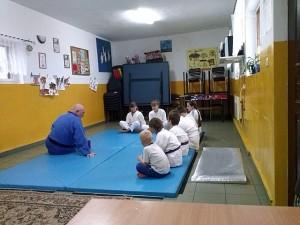 Judo w Mażanach